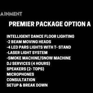 Premier Package A